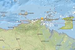 7.3-magnitude quake rattles Venezuela