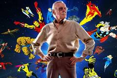 Goodbye! Superhero Stan Lee