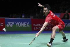 Lin Dan beats Wang Tzu Wei 2-0 at All England Open