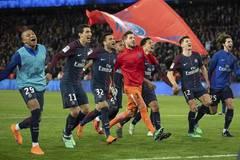 Paris Saint-Germain wins French Ligue 1 2017-18 champion