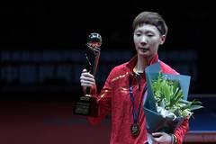 Wang Manyu claimes title at 2018 ITTF World tour China Open