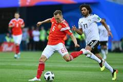 World Cup: Russia upsets Egypt 3-1