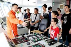2018 Maritime Day of China observed in Shanghai