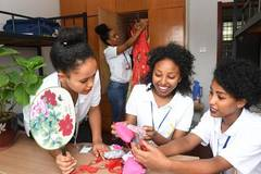 Ethiopian workers learn skills, experience Chinese culture in Zhejiang