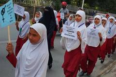 Int'l Day of Girl Child marked across world