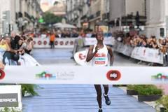 Ethiopia's Getachew and Dadiso claim title of Lisbon's 2018 Marathon
