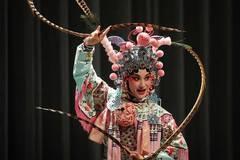 Kunqu operas performed in Japan's Waseda University
