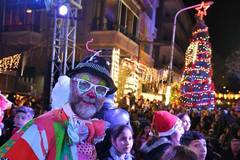Christmas celebration takes place in Damascus, Syria