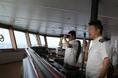 China's research icebreaker Xuelong returns to Northern Hemisphere