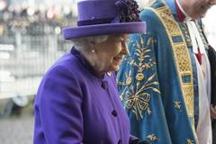 Commonwealth Day celebrated at Westminster Abbey in London, UK