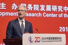 China Development Forum 2019 held in Beijing