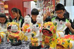 4th China (Weifang) folk art fair kicks off in Shandong