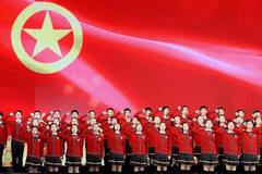Chorus event held in Shanghai to commemorate centenary of May Fourth Movement