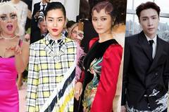 Chinese stars show up to the 2019 Met Gala