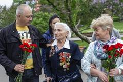 Russia marks 74th anniversary of victory over Nazi Germany in World War II