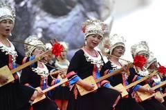 Longji Terrace Culture Festival celebrated in S China's Guangxi