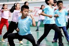 Various activities arranged for children of migrant workers during summer vacation