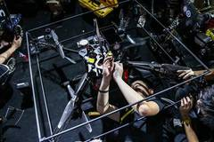 Final tournament of 18th RoboMaster Robotics Competition kicks off in China's Guangdong