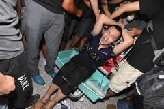Many call for brake on blatant violence, restoring order in Hong Kong