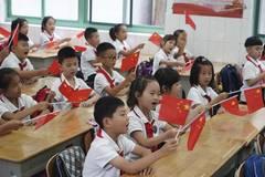 New semester starts in China