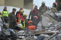 Rescue work continues after Albania earthquake