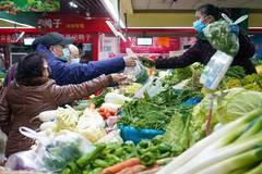 Supply of daily necessities remains steady amid novel coronavirus outbreak