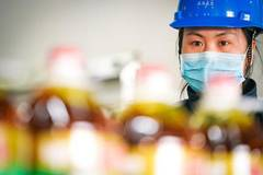 Enterprises resume production in orderly manner under strict prevention measures
