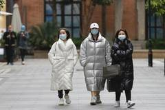 Commercial streets in Wuhan resume vitality as coronavirus epidemic wanes