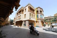 Old town turned into tourist attraction after renovation in Hotan, NW China's Xinjiang