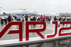 Three China-developed ARJ21 jetliners delivered to airlines