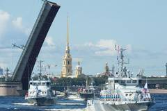 Russia marks Navy Day