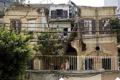 601 heritage buildings damaged due to Beirut's explosions