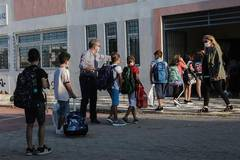 New school year starts in Greece with prevention measures against COVID-19