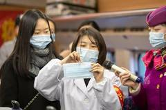 Prevention, control efforts against COVID-19 epidemic strengthened at railway stations in Chongqing