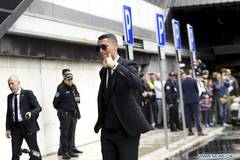 Portugal's national football team departs to Russia for FIFA World Cup 2018