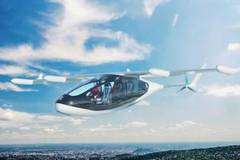 Rolls-Royce unveils 'flying taxi'