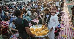 Muslims around world celebrate Ramadan