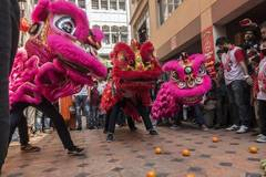 Chinese Lunar New Year celebration held in Kolkata, India