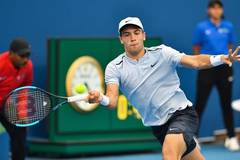 Highlights of first round matches at Qatar Open