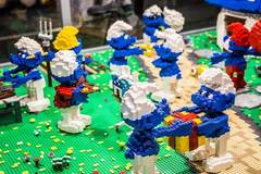 LEGO exhibition held in Warsaw