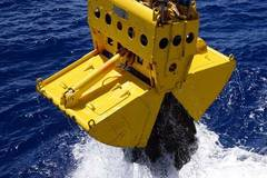 China's elite science ship collects sulfide sample from south Atlantic