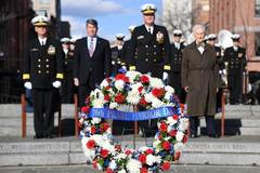 76th commemoration on Pearl Harbor attack held in Washington D.C.