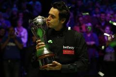 O'Sullivan wins 2017 UK Snooker Championship in York, Britain