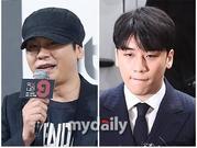 警方称梁铉锡胜利的调查已结束 YG搜查本月内终结