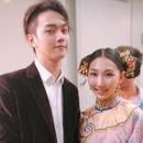 许凯登香港节目被赞暖男 有求必应与吴紫韵合影