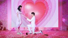 何猷君奚夢瑤發文回應求婚:未來有你 請多關照
