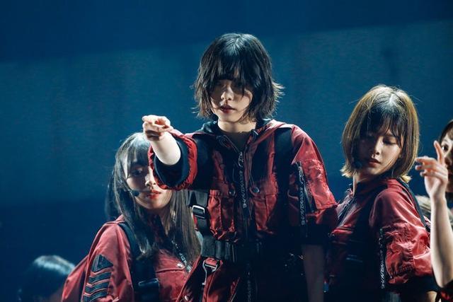 欅坂46东京巨蛋集结10万粉丝 表达心中感谢
