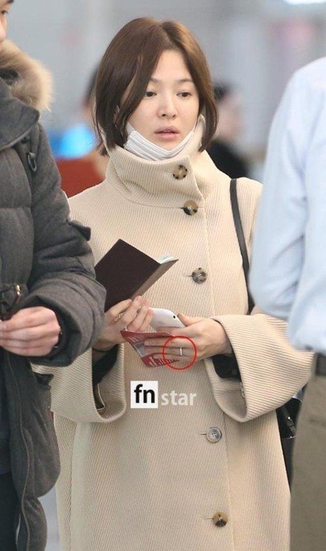 人妻宋慧乔素颜现身飞赴北京