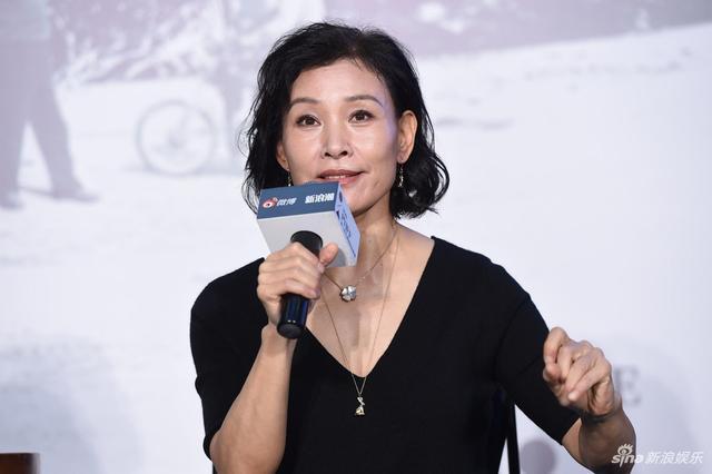 陈冲谈女性电影人困境:中年女性角色太套路
