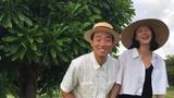 姜gary曬與妻子三年前合照